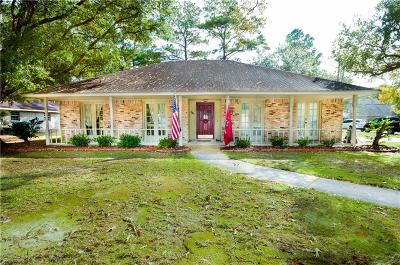 Slidell Single Family Home For Sale: 380 E Essex Drive