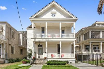 New Orleans Single Family Home For Sale: 2109 General Pershing Street