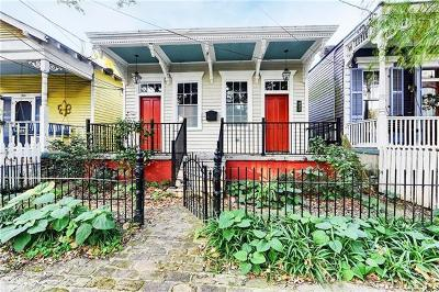 Single Family Home For Sale: 922 Opelousas Avenue