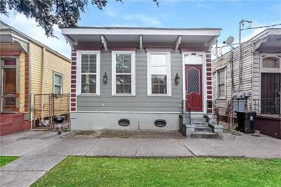 New Orleans Single Family Home For Sale: 3006 Bienville Street