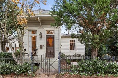 New Orleans Single Family Home Pending Continue to Show: 337 Eleonore Street