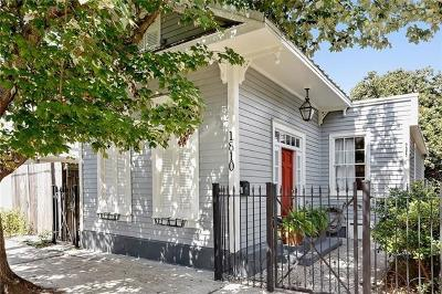 New Orleans Single Family Home For Sale: 1810 Burdette Street