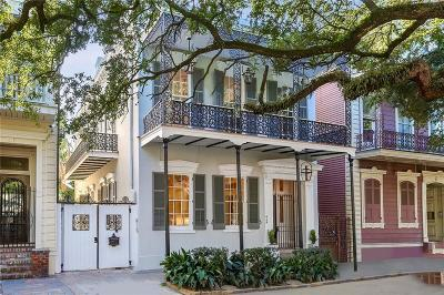 New Orleans Condo For Sale: 628 Esplanade Avenue #B 1