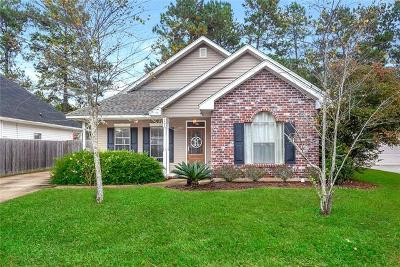 Covington Single Family Home For Sale: 203 Mallard Glenn Drive