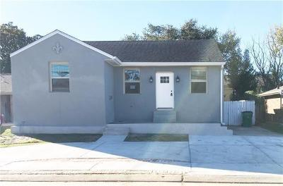 Metairie Single Family Home For Sale: 1228 Focis Street