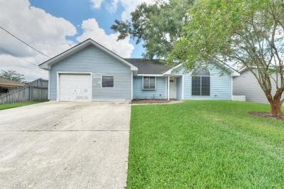 Destrehan Single Family Home For Sale: 236 Murray Hill Drive Drive