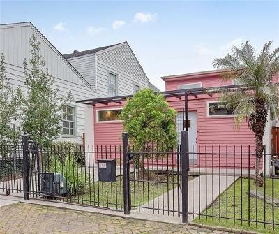 New Orleans Single Family Home For Sale: 1435 Euterpe Street