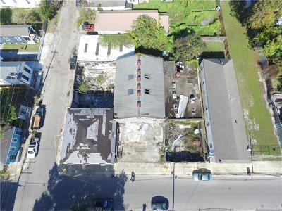 New Orleans Multi Family Home For Sale: 1301-1317 Music Street