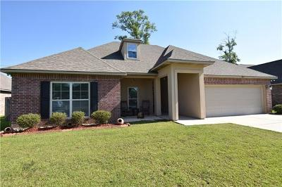 Covington Single Family Home For Sale: 967 Woodsprings Court