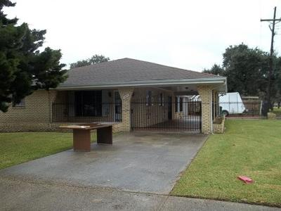 Westwego Single Family Home For Sale: 497 Mimosa Drive