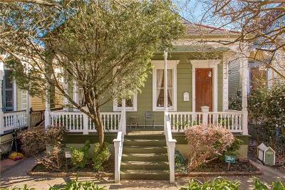 New Orleans Single Family Home For Sale: 733 Henry Clay Avenue