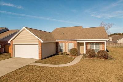 Covington Single Family Home For Sale: 538 Moore Boulevard