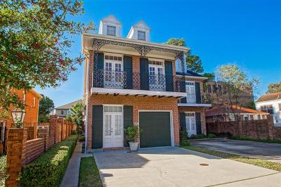 Metairie Townhouse For Sale: 512 N Labarre Road