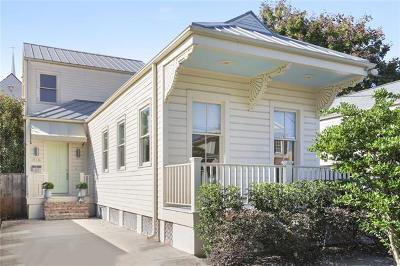 New Orleans Single Family Home For Sale: 816 General Taylor Street