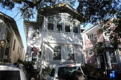 New Orleans Multi Family Home For Sale: 317 S Jefferson Davis Parkway