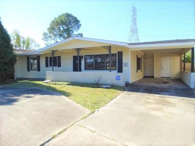 Metairie Single Family Home For Sale: 1812 David Drive