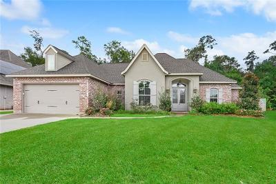 Madisonville Single Family Home For Sale: 238 Stonebridge Cove