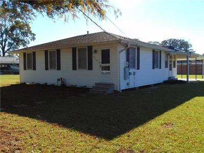 River Ridge, Harahan Single Family Home For Sale: 870 Oak Avenue