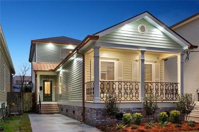 Single Family Home For Sale: 1922 Bienville Street