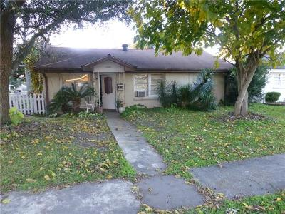 Metairie Single Family Home For Sale: 2201 Kansas Avenue
