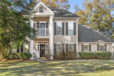 Mandeville Single Family Home For Sale: 1217 Glen Arbor Drive