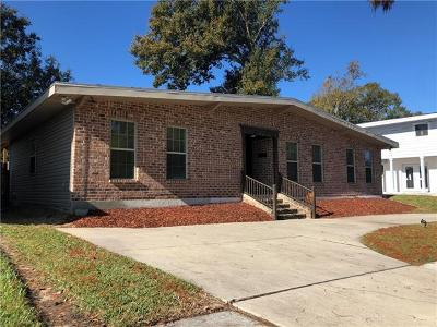Metairie Single Family Home For Sale: 1712 Elise Avenue