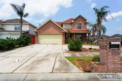 Single Family Home For Sale: 7432 Silverado Drive