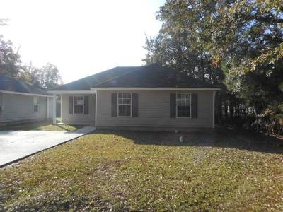Slidell Single Family Home For Sale: 1725 Fairview Drive
