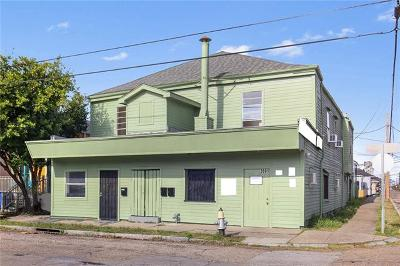 New Orleans Multi Family Home For Sale: 2601 Danneel Street