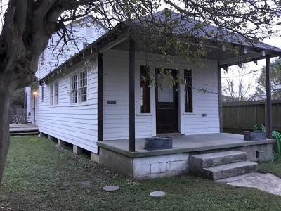 New Orleans Single Family Home For Sale: 5451 N Robertson Street