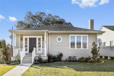 New Orleans Single Family Home For Sale: 6226 Louis Xiv Street