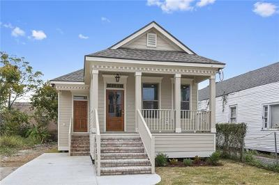 New Orleans Single Family Home For Sale: 4121 Willow Street
