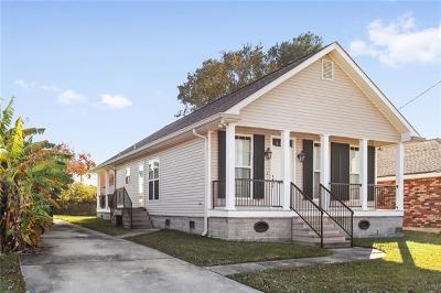 Metairie Single Family Home For Sale: 4108 Newlands Street
