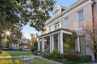 New Orleans Condo For Sale: 2427 Camp Street #C