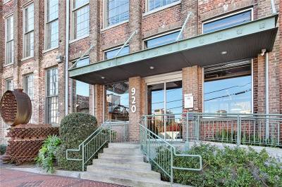 Jefferson Parish, Orleans Parish Condo For Sale: 920 Poeyfarre Street #161