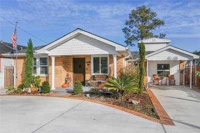 Marrero Single Family Home For Sale: 5036 Richland Drive