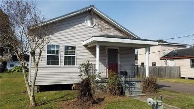 Marrero Single Family Home For Sale: 740 Jung Boulevard