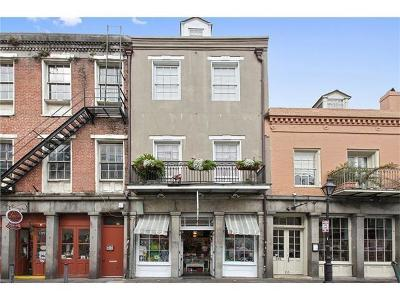 New Orleans Condo Pending Continue to Show: 333 Chartres Street #F