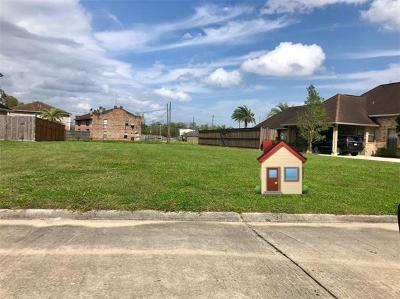 Destrehan, St. Rose Residential Lots & Land For Sale: 207 Panther Drive