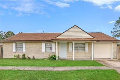 Marrero Single Family Home For Sale: 3012 Sorbonne Drive