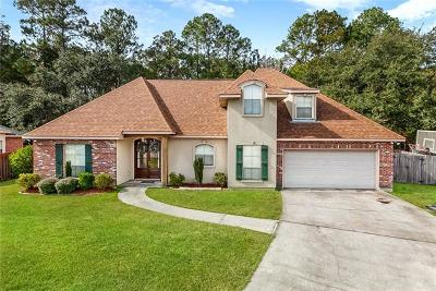 Madisonville LA Single Family Home For Sale: $272,000