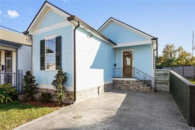 New Orleans Single Family Home For Sale: 2224 N Prieur Street