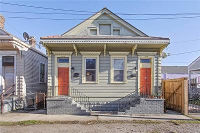 New Orleans Multi Family Home For Sale: 812 N White Street