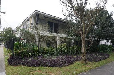 New Orleans Condo For Sale: 1921 Prytania Street #T