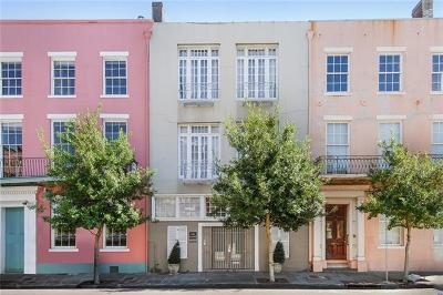 New Orleans Townhouse For Sale: 862 Camp Street
