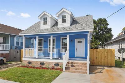New Orleans Single Family Home For Sale: 8722 Pear Street