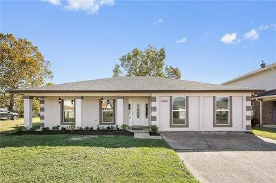 New Orleans Single Family Home For Sale: 10830 Guildford Road