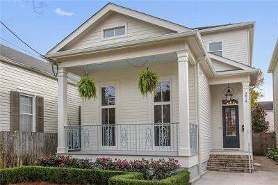 New Orleans Single Family Home For Sale: 3818 Camp Street