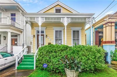Single Family Home For Sale: 125 N Genois Street