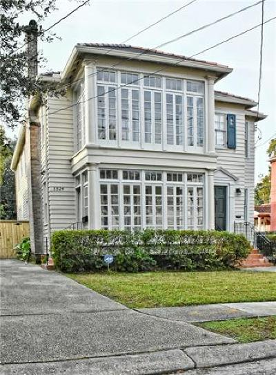 New Orleans Multi Family Home For Sale: 5524 S Galvez Street